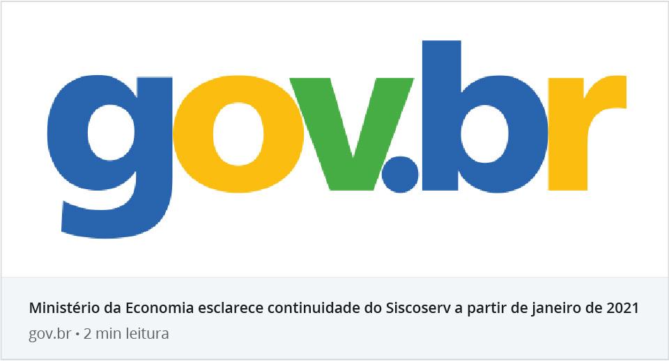 Comunicado Siscoserv da WTM do Brasil para seus CLIENTES