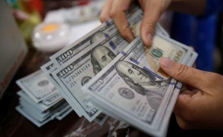 Dólar cai a R$ 5,29 com alívio de estresse nos EUA e alta das bolsas americanas